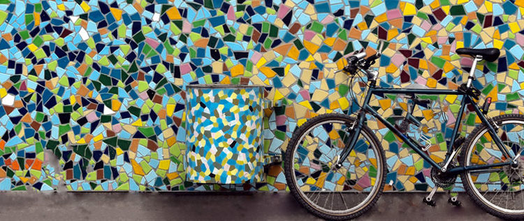 20 DIY Mosaic Projects